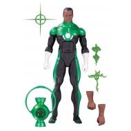 DC Comics - Figurine Green Lantern John Stewart (Mosaic) 15 cm