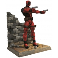 Deadpool - Figurine Deadpool Marvel Select 18 cm