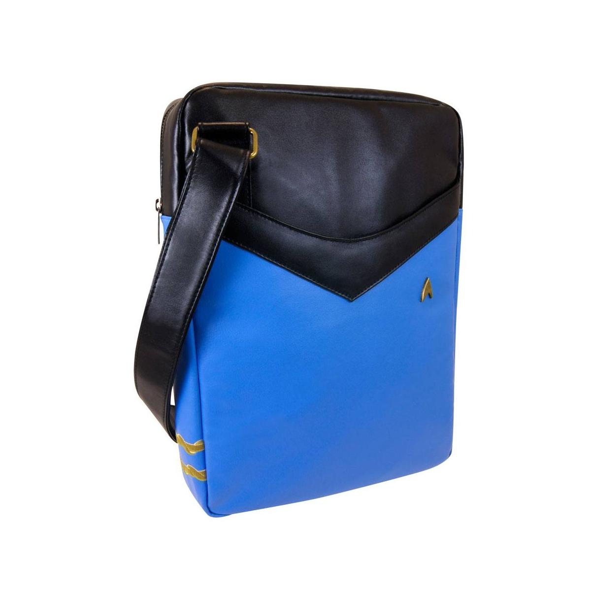 star trek housse pour ordinateur portable blue uniform. Black Bedroom Furniture Sets. Home Design Ideas