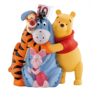 Winnie l'Ourson - Tirelire Winnie l'Ourson et ses amis 15 cm