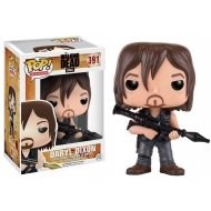 The Walking Dead - Figurine POP! Daryl Dixon (Rocket Launcher) 9 cm