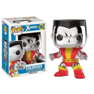 X-Men - Figurine POP! Bobble Head Colossus (Chromed) 9 cm
