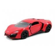 Fast & Furious - 7 1/24 2014 Lykan Hypersport métal