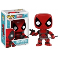 Deadpool - Figurine POP! Bobble Head Deadpool  10 cm