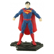 DC Comics - Mini figurine Superman strong 9 cm