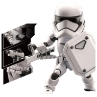 Star Wars Episode VII - Figurine Egg Attack Riot Control Stormtrooper 15 cm