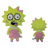 The Simpsons - Peluche Phunny Lisa 18 cm