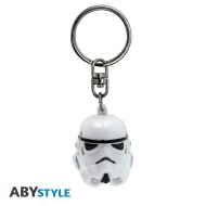 Star Wars - Porte-clés 3D ABS Trooper