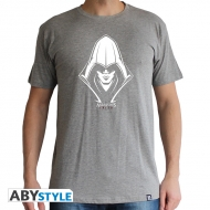 Assassin's Creed - T-shirt Assassin homme gris
