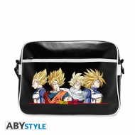 Dragon Ball - Sac Besace Super Saiyans