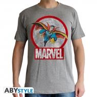 Marvel - T-shirt homme gris DR Strange