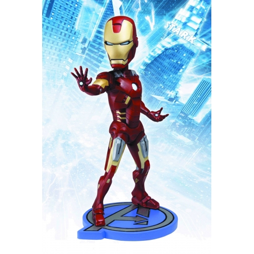 Avengers - Figurine Bobblehead/Headknocker de Iron Man (20cm)