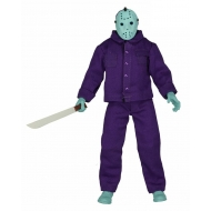 Vendredi 13 - Figurine Retro Jason Classic Video Game Appearance 20 cm