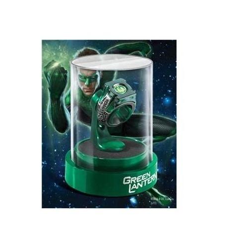 Green Lantern - Replique de l\'anneau de pouvoir Hal Jordan