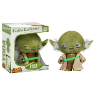 Star Wars - Peluche Fabrikations  Yoda 15 cm