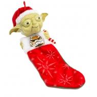 Star Wars - Chaussette de Noël Yoda 55 cm
