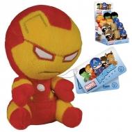 Marvel - Peluches Mopeez Iron man 12cm