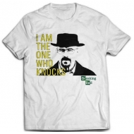 Breaking Bad - T-Shirt I Am The One Who Knocks