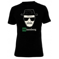 Breaking Bad - T-Shirt Heisenberg Pic