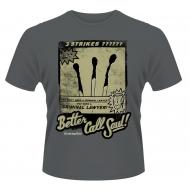 Breaking Bad - T-Shirt Better Call Saul Three Strikes