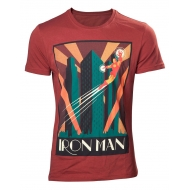 Marvel Comics - T-Shirt Iron Man Flying