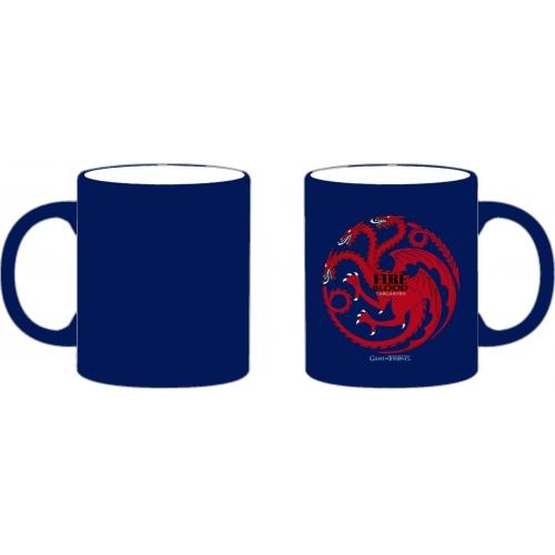 Game of Thrones - Mug en céramique Targaryen