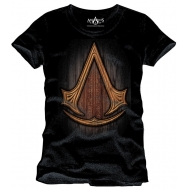 Assassin's Creed - T-Shirt Insignia Wood