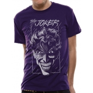 Batman - T-Shirt Purple Joker