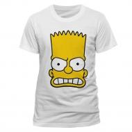 Simpsons - T-Shirt Bart Face