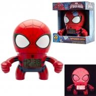 Marvel - Horloge Réveil Spiderman 19cm