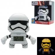 Star Wars - Horloge Réveil Stormtrooper 19cm