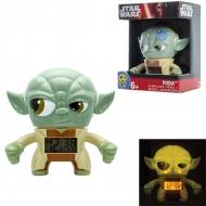Star Wars - Horloge Réveil Yoda 19cm