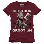 Les Gardiens de la Galaxie 2 - T-Shirt Get Your Groot On