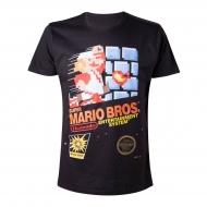 Nintendo - Super Mario Bros. T-Shirt Entertainment System