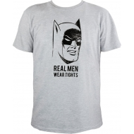 Batman - T-Shirt Real Man