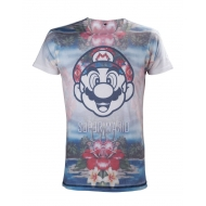 Nintendo - T-Shirt Tropical Mario