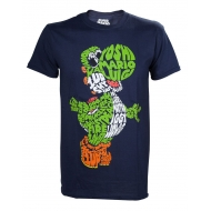 Nintendo - T-Shirt Yoshi Word Play