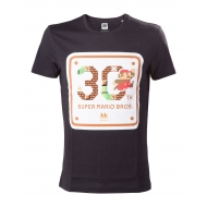 Nintendo - T-Shirt Super Mario 30th Anniversary