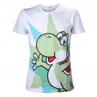 Nintendo - T-Shirt White Yoshi