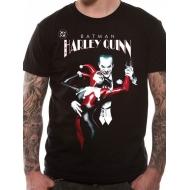 Batman - T-Shirt Joker & Harley Quinn