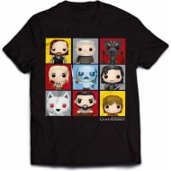 Game of thrones - T-Shirt Character Bling Art