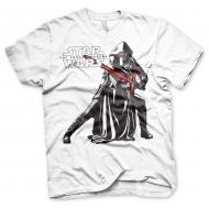 Star Wars Episode VII - T-Shirt Kylo Ren Pose