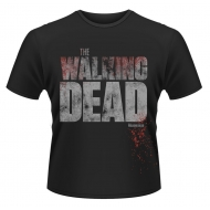 The Walking Dead - T-Shirt Splatter