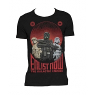 Star Wars Rogue One - T-Shirt Enlist Now
