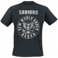 The Walking Dead - T-Shirt Saviours
