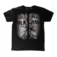 The Walking Dead - T-Shirt Dead Inside