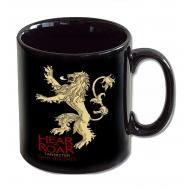 Game of Thrones - Mug en céramique de Lannister Noir