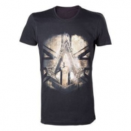 Assassin's Creed Syndicate - T-Shirt Bronze Crest