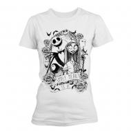 L'etrange Noel de Mr. Jack - T-Shirt femme Simply Meant To Be