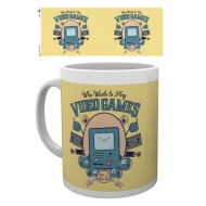 Adventure Time - Mug Video Games